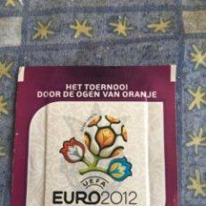 Coleccionismo Cromos antiguos: SOBRE PANINI EURO 2012 VERSION SIN ABRIR. Lote 205524813