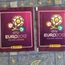 Coleccionismo Cromos antiguos: SOBRES EURO 2012 SIN ABRIR. Lote 205525638