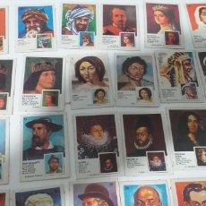 Coleccionismo Cromos antiguos: CROMOS BUSCA LA PAREJA IPASALO YUPI CROMOS ORTIZ. Lote 205752208