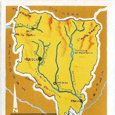 Coleccionismo Cromos antiguos: CROMO Nº 72 - LAS PROVINCIAS DE ESPAÑA - GIGARPE. Lote 206396400