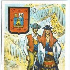 Coleccionismo Cromos antiguos: CROMO Nº 107 - LAS PROVINCIAS DE ESPAÑA - GIGARPE. Lote 206396438