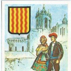 Coleccionismo Cromos antiguos: CROMO Nº 134 - LAS PROVINCIAS DE ESPAÑA - GIGARPE. Lote 206396461