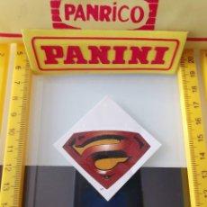 Coleccionismo Cromos antiguos: CROMO PEGATINA SIN PEGAR PANRICO BOLLYCAO SUPERMAN RETURNS TATUAJE FOTOSENSIBLE. Lote 206505250