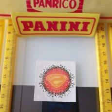 Coleccionismo Cromos antiguos: CROMO PEGATINA SIN PEGAR PANRICO BOLLYCAO SUPERMAN RETURNS TATUAJE FOTOSENSIBLE. Lote 206505257