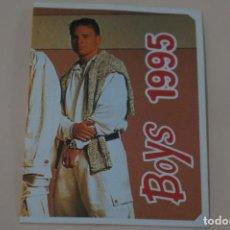 Coleccionismo Cromos antiguos: CROMO DE BACKSTREET BOYS FOREVER SIN PEGAR Nº 12 AÑO 1997 DEL ALBUM BACKSTREET BOYS DE DS. Lote 206784168