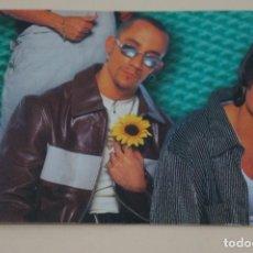 Coleccionismo Cromos antiguos: CROMO DE BACKSTREET BOYS FOREVER SIN PEGAR Nº 173 AÑO 1997 DEL ALBUM BACKSTREET BOYS DE DS. Lote 206786486