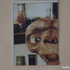 Coleccionismo Cromos antiguos: E.T. EL EXTRATERRESTRE SIN PEGAR Nº 5 AÑO 1982 DEL ALBUM E.T. EL EXTRATERRESTRE DE TOPPS. Lote 206787766