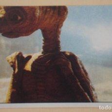 Coleccionismo Cromos antiguos: E.T. EL EXTRATERRESTRE SIN PEGAR Nº 18 AÑO 1982 DEL ALBUM E.T. EL EXTRATERRESTRE DE TOPPS. Lote 206788102