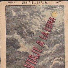 Coleccionismo Cromos antiguos: COLECCION COMPLETA 50 CROMOS UN VIAJE A LA LUNA CHOCOLATES JAIME BOIX. Lote 207057436