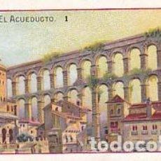 Coleccionismo Cromos antiguos: COLECCION COMPLETA MONUMENTOS ESPAÑOLES 6 CROMOS CHOCOLATE JUNCOSA. Lote 207062818