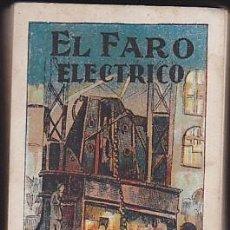 Coleccionismo Cromos antiguos: COLECCION COMPLETA EL FARO ELECTRICO CHOCOLATES GUILLEN. Lote 207115792