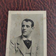 Coleccionismo Cromos antiguos: CROMO EMILIO OREJON. Lote 207119035