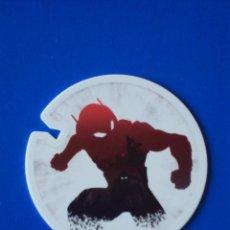 Coleccionismo Cromos antiguos: CROMO TAZO FLIZZ MARVEL CARREFOUR Nº 43 ANT-MAN ANT MAN NUEVO. Lote 207344702