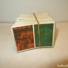 Colecionismo Cromos antigos: LOTE 3 DE 250 CROMOS GALACTICA MAGA NUNCA PEGADOS,BUENOS PARA VENDEDORES QUE DETALLAN,BARATOS. Lote 208594375