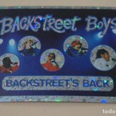 Coleccionismo Cromos antiguos: CROMO DE BACKSTREET BOYS FOREVER SIN PEGAR Nº 112 AÑO 1997 DEL ALBUM BACKSTREET BOYS DE DS. Lote 209412940