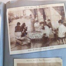 Coleccionismo Cromos antiguos: ALBUM CROMOS ESTAMPAS DE GALICIA N 1. Lote 210379870