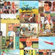 Coleccionismo Cromos antiguos: IÑI LOTE 45 CROMOS. GUARDIANES DEL ESPACIO. FHER 1967. VENDO SUELTOS. PREGUNTE FALTAS. GAMMA.. Lote 210618562