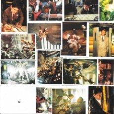 Coleccionismo Cromos antiguos: IÑI LOTE 51 CROMOS. GREMLINS. VENDO SUELTOS. PREGUNTE FALTAS. GAMMA.. Lote 210619023