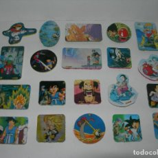 Coleccionismo Cromos antiguos: LOTE DE 20 PICKERS / CROMOS DIFERENTES DRAGON BALL GT - BOLA DE DRAGON - MAGIC BOX INT. - LOTE 1 -. Lote 211619070