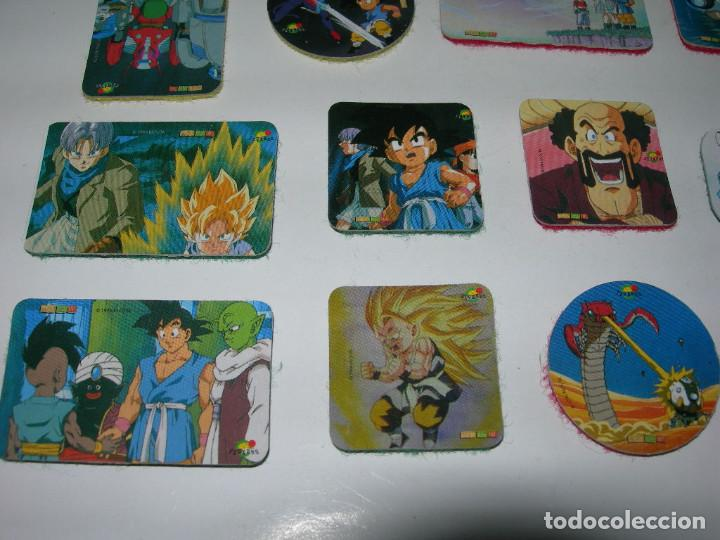 Coleccionismo Cromos antiguos: LOTE DE 20 PICKERS / CROMOS DIFERENTES DRAGON BALL GT - BOLA DE DRAGON - MAGIC BOX INT. - LOTE 1 - - Foto 3 - 211619070