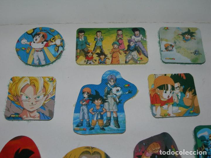 Coleccionismo Cromos antiguos: LOTE DE 20 PICKERS / CROMOS DIFERENTES DRAGON BALL GT - BOLA DE DRAGON - MAGIC BOX INT. - LOTE 3 - - Foto 2 - 211620302
