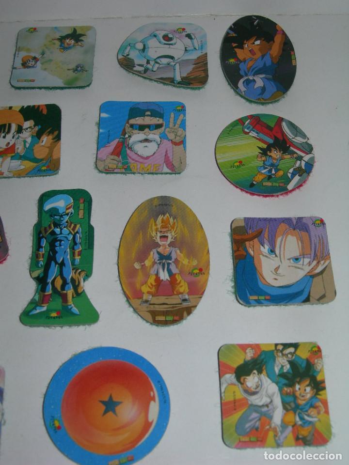 Coleccionismo Cromos antiguos: LOTE DE 20 PICKERS / CROMOS DIFERENTES DRAGON BALL GT - BOLA DE DRAGON - MAGIC BOX INT. - LOTE 3 - - Foto 4 - 211620302