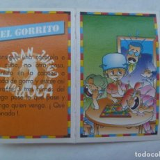 Coleccionismo Cromos antiguos: CROMO DE BIMBOCAO - COLECCION EL GRAN JUEGO DE LA OCA , DE ANTENA 3 , Nº 27. Lote 244675115