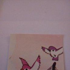 Coleccionismo Cromos antiguos: CROMO JACKY EL OSO DE TALLAC NÚMERO 70 DE QUELCOM. Lote 213418712