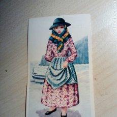 Coleccionismo Cromos antiguos: CROMO EDITORIAL MAGA 1977 COLE TRAJES TIPICOS N 192 PORTUGAL. Lote 213722150