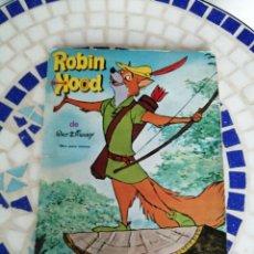 Coleccionismo Cromos antiguos: ALBUM ROBIN HOOD FHER FALTAN 29 CROMOS. Lote 214312946