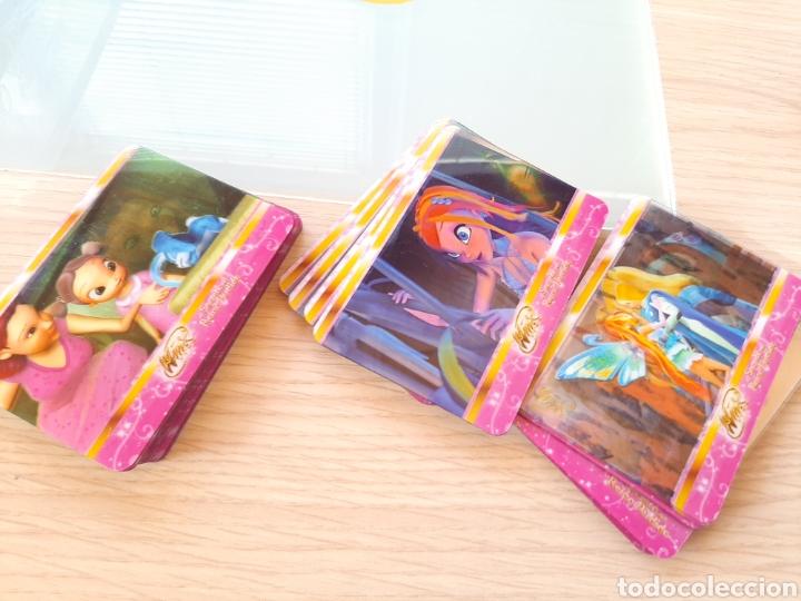 WINX 66 CARDS (REF.DANI31) (Coleccionismo - Cromos y Álbumes - Cromos Antiguos)