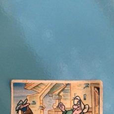 Coleccionismo Cromos antiguos: CROMO Nº 38 DEL ÁLBUM DE LUCKI LUKE. Lote 214869313