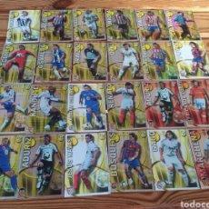Coleccionismo Cromos antiguos: CROMOS FÚTBOL TOP MUNDI CROMO 2011. Lote 215111503