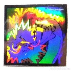 Coleccionismo Cromos antiguos: CROMO PEGATINA HOLOGRAMAS DEL ESPACIO 22 ORIGINAL BOLLYCAO PANRICO - 1986 PROMOSTAFF NUEVO SIN PEGAR. Lote 216415415