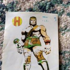 Coleccionismo Cromos antiguos: CROMO CROPÁN SUPER HÉROES NÚM 46. HÉRCULES. Lote 218073002