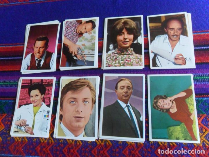 Coleccionismo Cromos antiguos: LOTE 199 CROMO ASTROS DE T.V. TV NUNCA PEGADO MBE. FHER. SUELTOS. LOTE AMPLIADO 24-9-20. - Foto 3 - 113469023