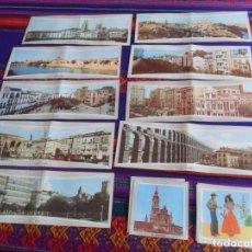 Coleccionismo Cromos antiguos: ÁLBUM DE ESPAÑA EN FOTO-CROMOS A TODO COLOR 37 CROMO NUNCA PEGADO, 3 RECUPERADOS. AMPLIADO 24-9-20.. Lote 148937590