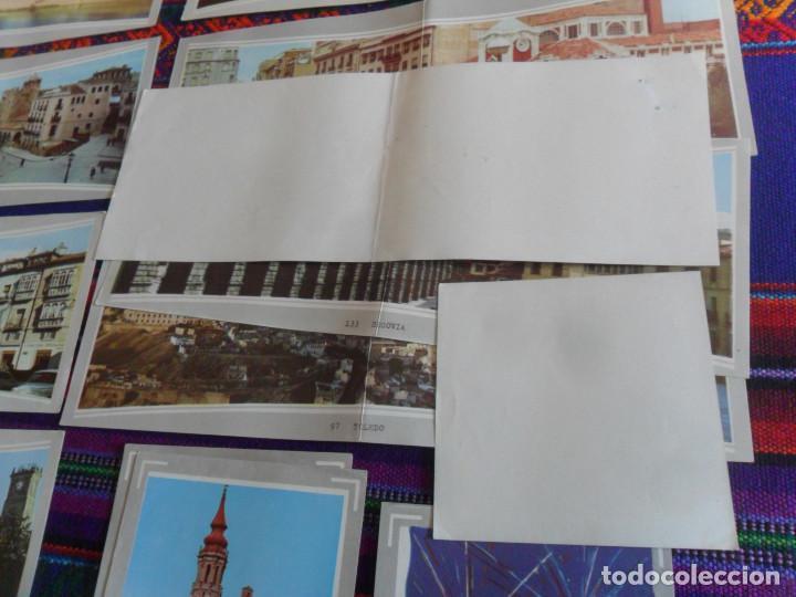 Coleccionismo Cromos antiguos: ÁLBUM DE ESPAÑA EN FOTO-CROMOS A TODO COLOR 37 CROMO NUNCA PEGADO, 3 RECUPERADOS. AMPLIADO 24-9-20. - Foto 2 - 148937590