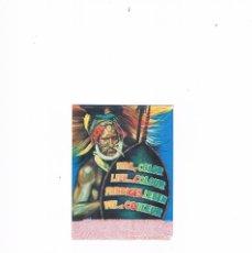 Coleccionismo Cromos antiguos: SOBRE CROMOS VIDA Y COLOR SIN ABRIR ANTIGUO. Lote 219904427
