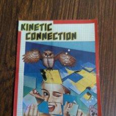Coleccionismo Cromos antiguos: CI21. CROMO BOLLYCAO. KINETIC CONNECTION. Lote 220870670