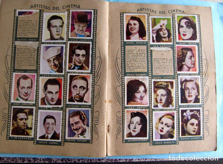 Coleccionismo Cromos antiguos: LOTE DE CROMOS. CROMOS SUELTOS; 1,00 €. FOTO PELÍCULA. ARTISTAS DE CINE, 1940S. - Foto 2 - 220877726