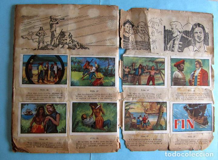 Coleccionismo Cromos antiguos: LOTE DE CROMOS. CROMOS SUELTOS; 1,00 €. GRANDES OBRAS. ÁLBUM 1. FERMA, 1956. - Foto 2 - 220917477