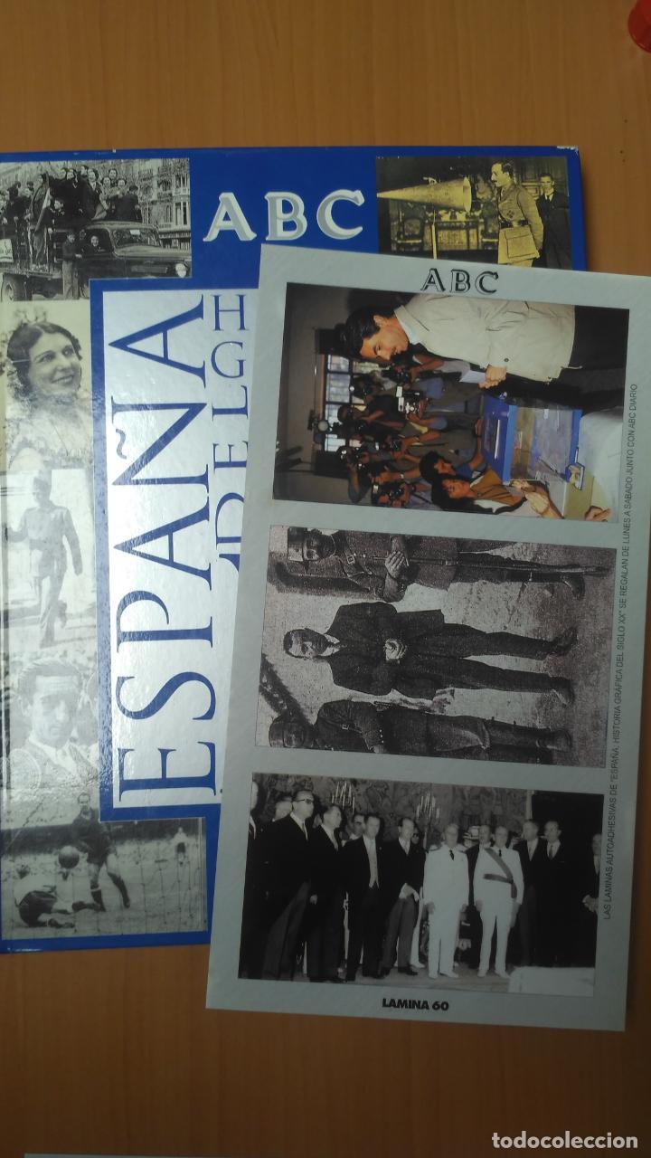 ESPAÑA HISTORIA GRAFICA DEL SIGLO XX. LÁMINA 60 (Coleccionismo - Cromos y Álbumes - Cromos Antiguos)