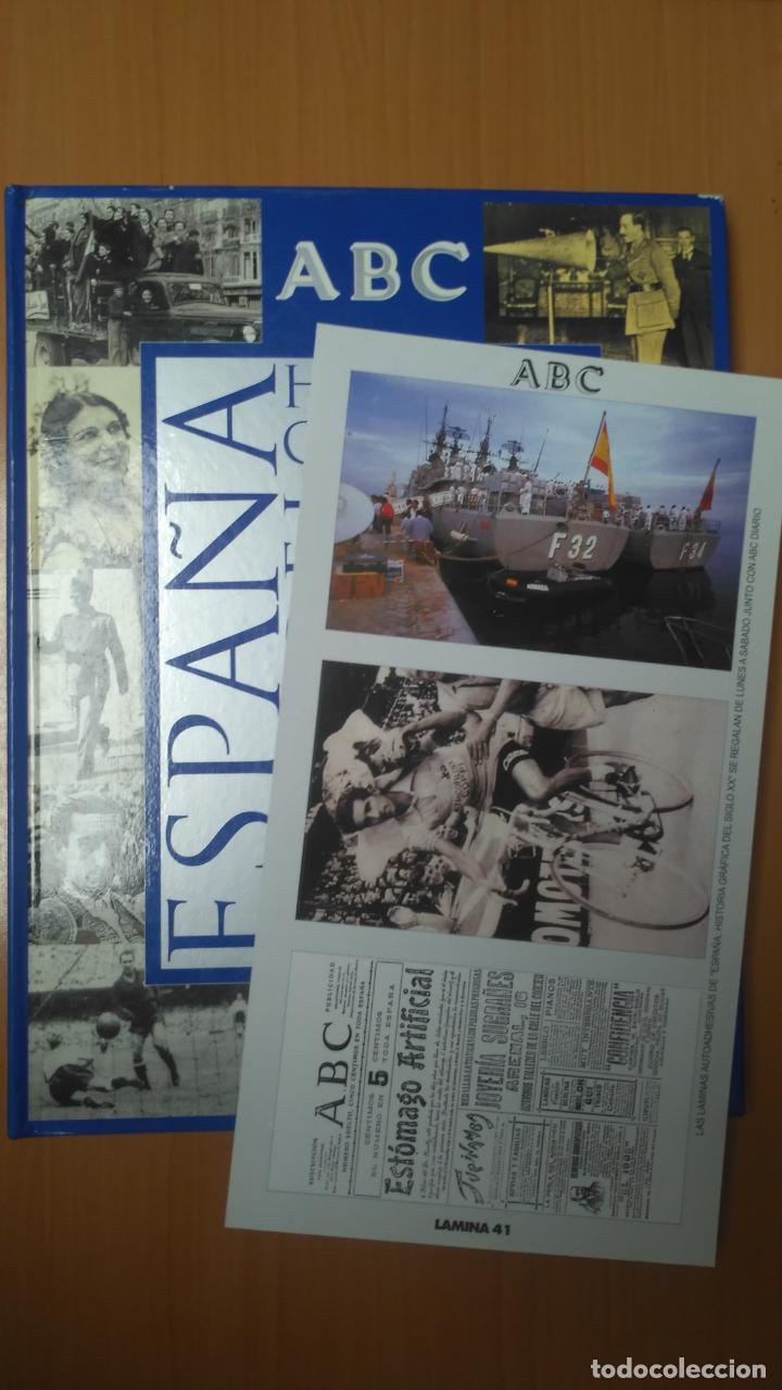 ESPAÑA HISTORIA GRAFICA DEL SIGLO XX. LÁMINA 41 (Coleccionismo - Cromos y Álbumes - Cromos Antiguos)
