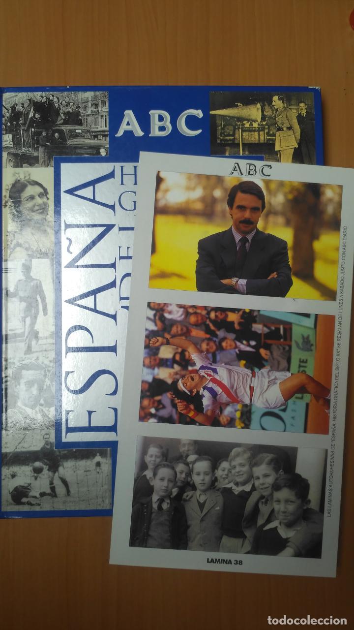 ESPAÑA HISTORIA GRAFICA DEL SIGLO XX. LÁMINA 38 (Coleccionismo - Cromos y Álbumes - Cromos Antiguos)