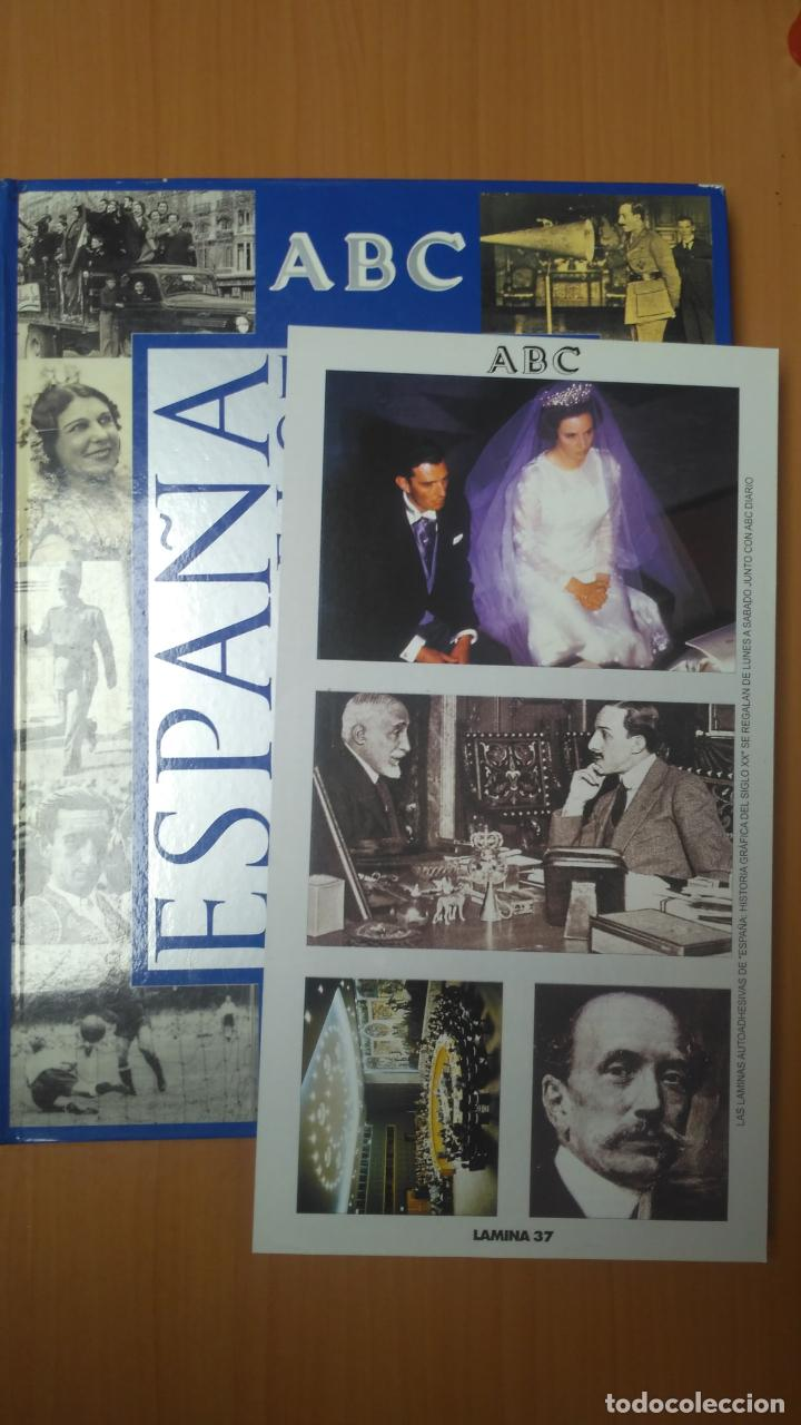 ESPAÑA HISTORIA GRAFICA DEL SIGLO XX. LÁMINA 377 (Coleccionismo - Cromos y Álbumes - Cromos Antiguos)