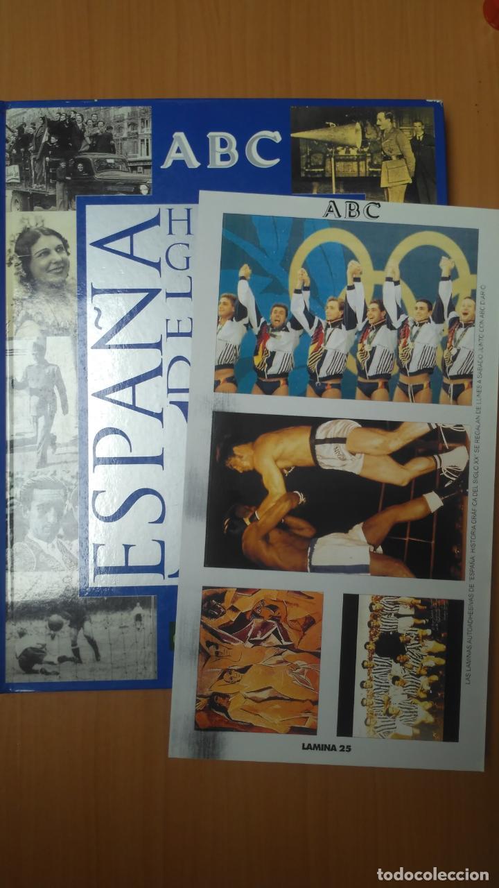 ESPAÑA HISTORIA GRAFICA DEL SIGLO XX. LÁMINA 25 (Coleccionismo - Cromos y Álbumes - Cromos Antiguos)