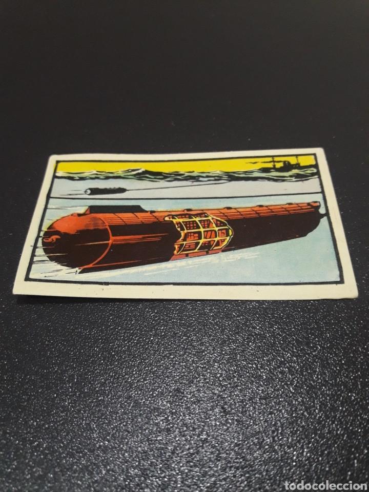 ESCUADRAS DE GUERRA N° 114. SIN PEGAR (Coleccionismo - Cromos y Álbumes - Cromos Antiguos)