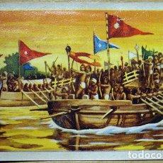 Coleccionismo Cromos antiguos: CROMO ALBUM VISION DE ASIA DE CHOCOLATES TORRAS Nº 70 (RECUPERADO). Lote 221993735