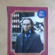 Coleccionismo Cromos antiguos: Nº 88 - HARRY POTTER - WIZARDING WORLD - CARREFOUR 2020 - PIUS THICKNESSE. Lote 222076998